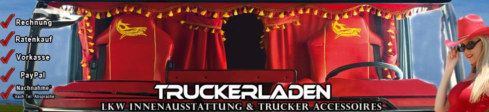 Truckerladen - LKW Innenausstattung LKW Zubehör & Trucker Accessoires - Ihr Truckershop