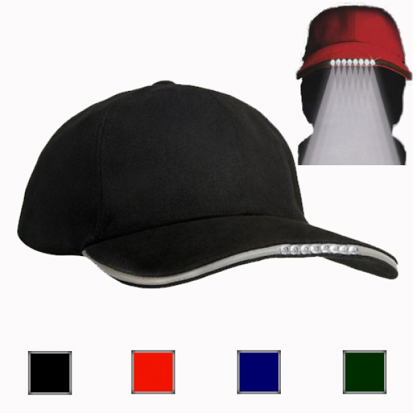 Trucker LED-Cap