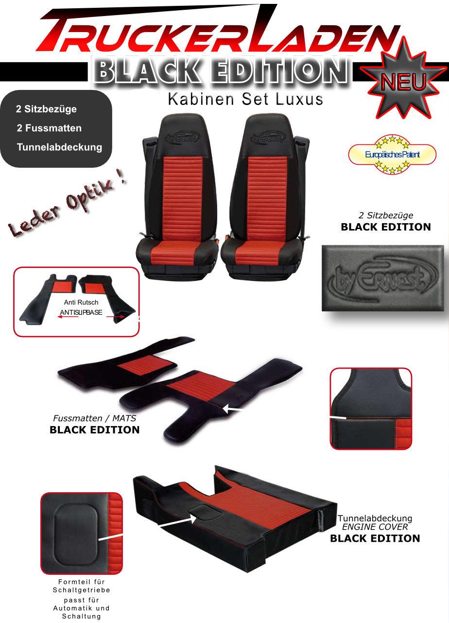 truckerladen lkw innenausstattung lkw zubeh r trucker accessoires ihr truckershop black. Black Bedroom Furniture Sets. Home Design Ideas