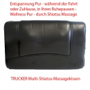 Trucker Multi-Shiatsu-Massagekissen